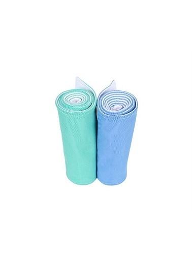 N-Rit N-Rit Icemate Cool Towel Havlu Renkli